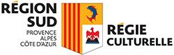 Logo régie culturelle région PACA